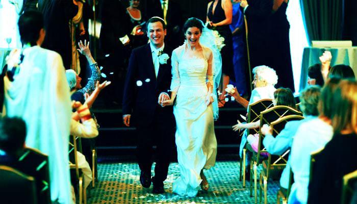 Douglas Fry Wedding Photographer London - Landmark Hotel