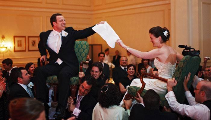 Douglas Fry Wedding Photographer London - Dancing at Landmark Hotel