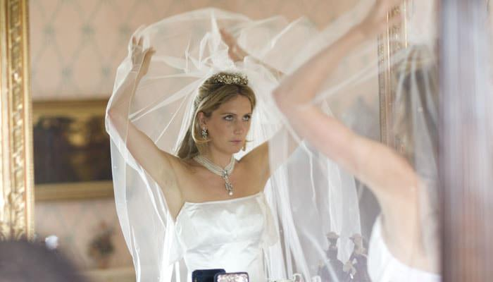 Caroline and James's Wedding Photographs in Mathern, Wales 1