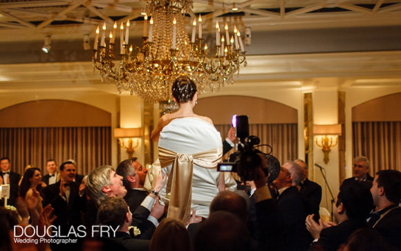 Dancing at Berekely Hotel - Photography by Douglas Fry
