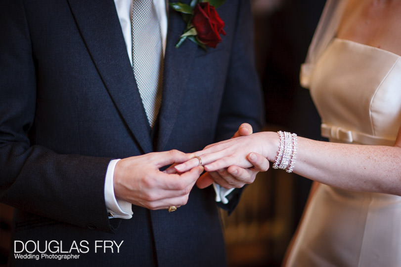 Wedding Photographer Queens House - Greenwich - Rings