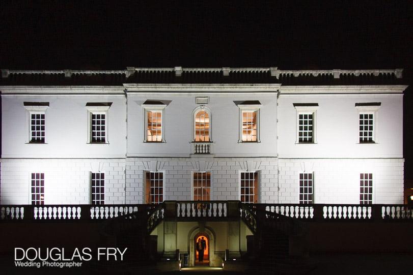Wedding Photographer Queens House - Greenwich