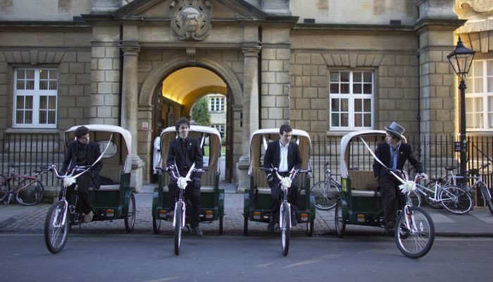 Wedding Photographer at Oxford Colleges & Randolph Hotel, Oxford 2