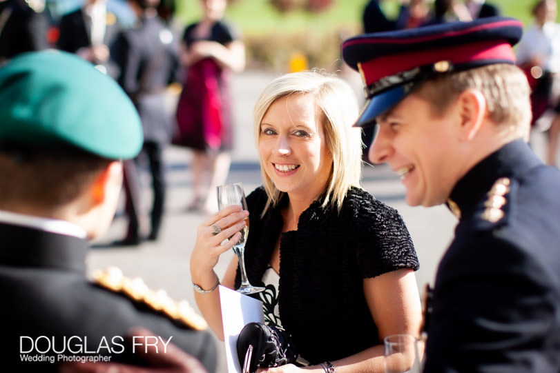 Cressida & Alex's Wedding Photographs at St Bride's in Fleet Street & the Honourable Artillery Company (HAC), London 2