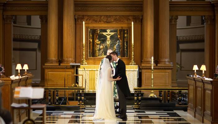 2 Recent Weddings Photographed at St Brides Church & The Honourable Society Inner Temple, London 3