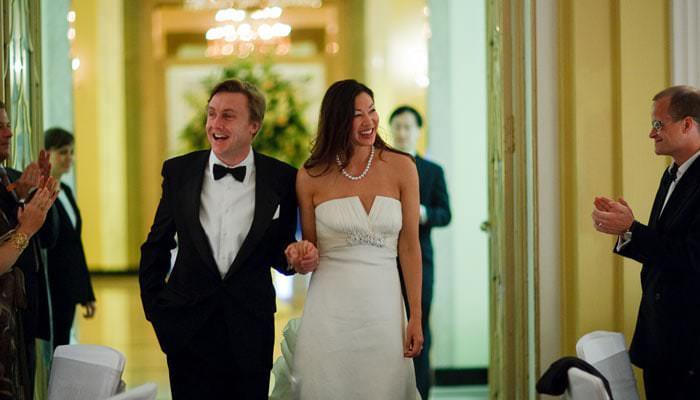Wedding Photographer at St Mary the Boltons, the Bumpkin Restaurant and Claridges 2