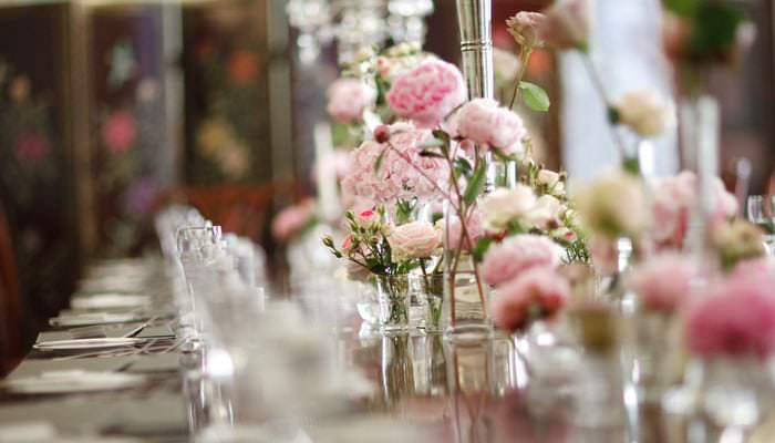 Rachel and Norris's Wedding Photographs at Chandos House, London 6