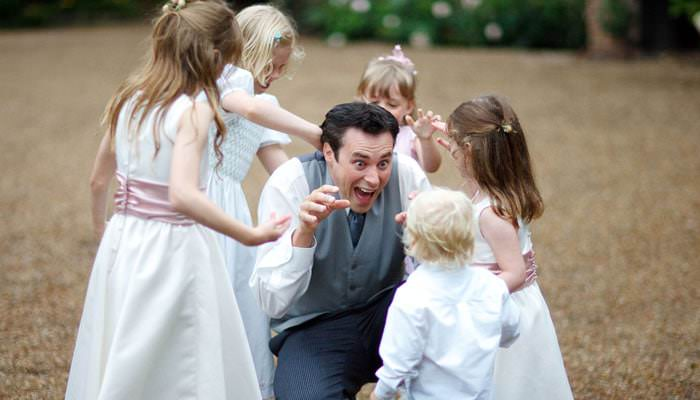 Lizzy and Peter's Wedding Photographs in Hartfield, Sussex 1