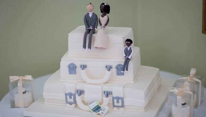 May and Kevin's Wedding Photographs at Pembroke Lodge, Richmond 2