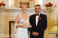Wedding photograph at Lansdowne Club
