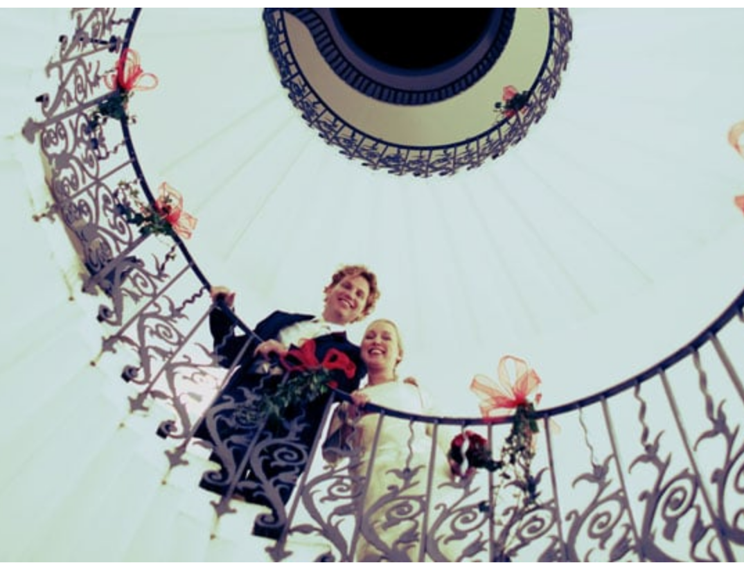 Wedding Photographer at Queen's House in Greenwich