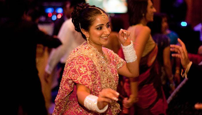 Angela and Sandeep's Wedding Photographs at the Sheraton Hotel, Heathrow 2