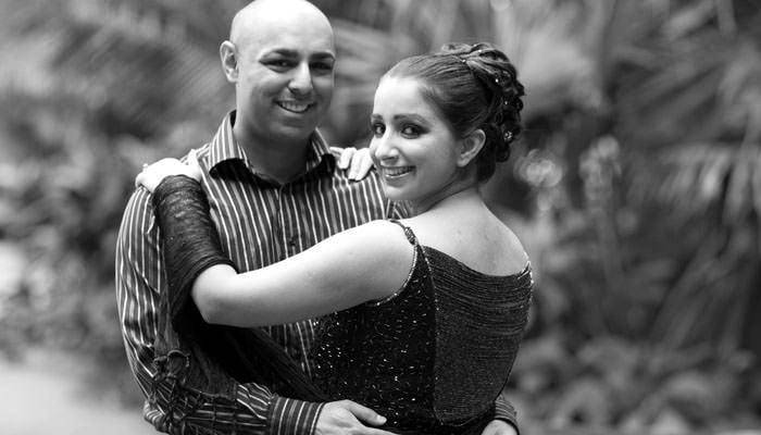 Angela and Sandeep's Wedding Photographs at the Sheraton Hotel, Heathrow 1
