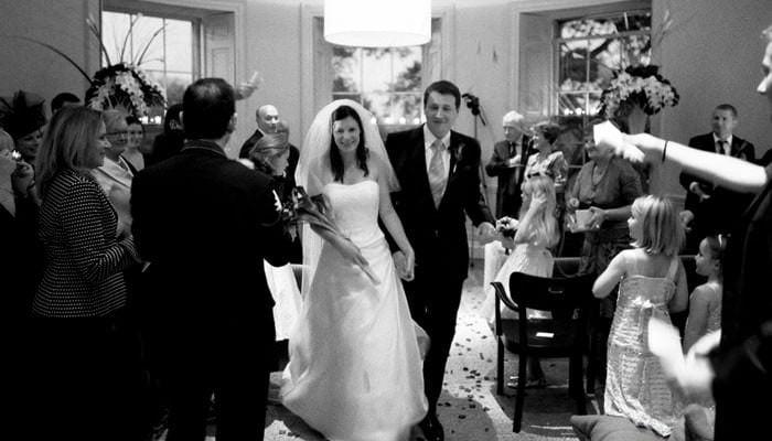 Wedding Photographer at Babington House, Somerset 2