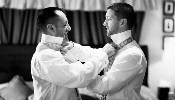 Civil Ceremony Wedding Photographer at the Lanesborough Hotel in London 1