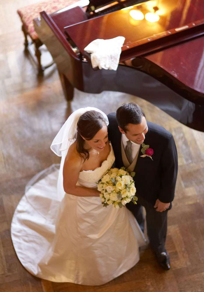 Wedding Photographs at Hampton Court House, Surrey for Clare and Nick 3
