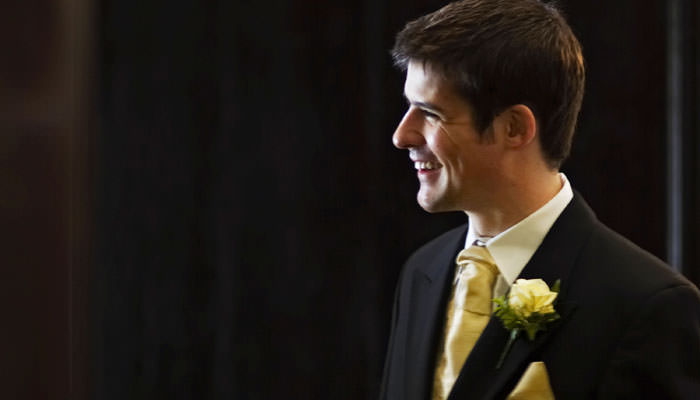 Emma and Alistair's Wedding Photographs at Fulham Palace, London 1