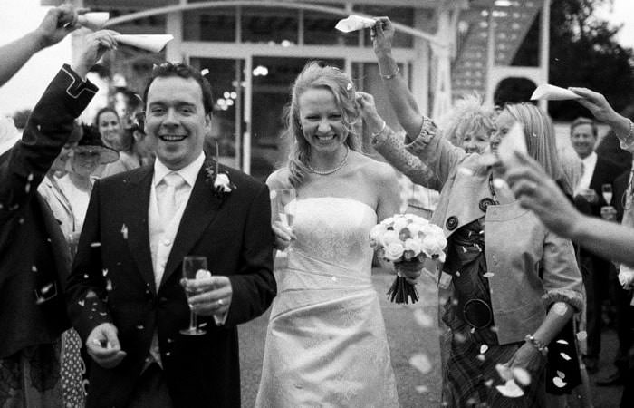 Emmeline and Simon's Wedding Photographs at Phyllis Court in Henley-On-Thames 2