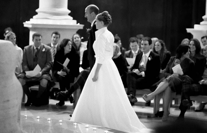 Helen and William's Wedding Photographs at St Stephen Walbrook and Skinners Hall in London 4