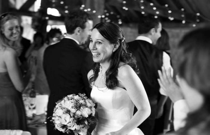 Liz and Ryan's Wedding Photographed in Bently 1