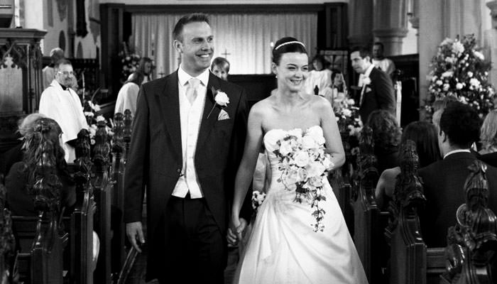 Lorna and Richard Wedding Photographs at the Warren Golf Club, Essex 2
