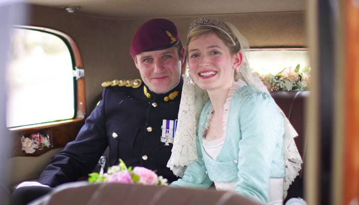 Lucy and Toby Wedding Photographs in Aboyne, Scotland 3