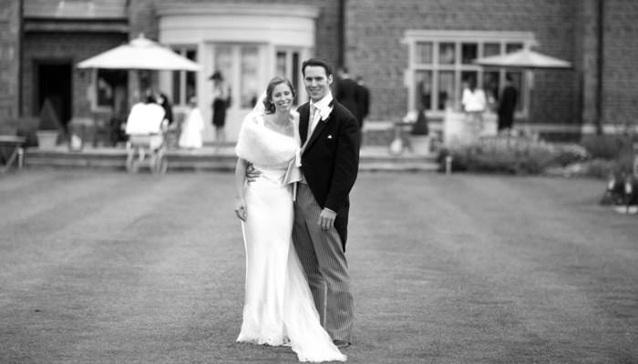 Mim and William's Wedding Photographs in Leicestershire 4