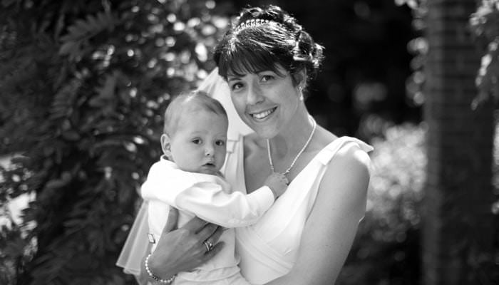 Mimi and Michael's Wedding Photographed in Hay on Wye, Herefordshire 4