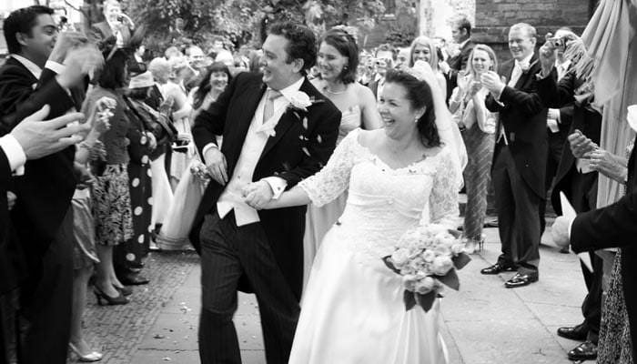 Rachel and Alex's Wedding Photographed at Ham House, Richmond 2