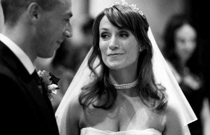 Wedding Photographer at Searcy's, 30 Pavilion Road, London for Rosanne and James 3