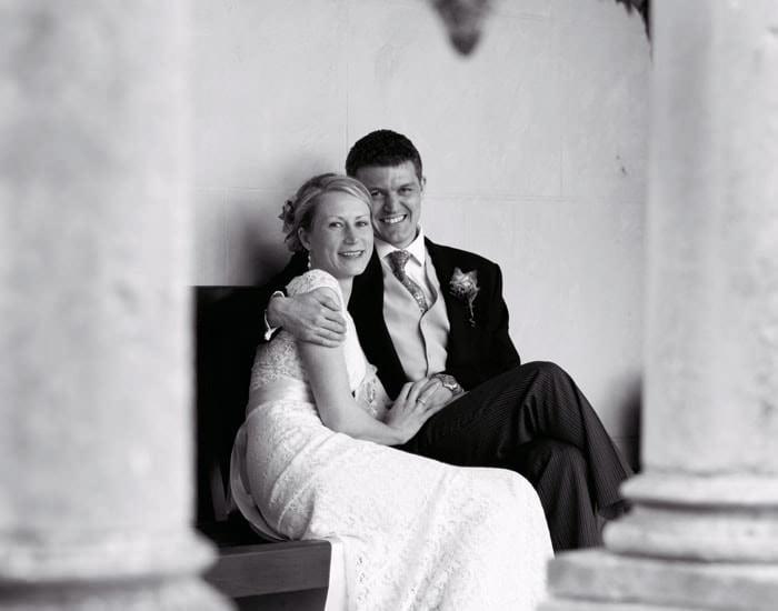Sarah and Matt's Wedding Photographed at Fareham and Hook 7