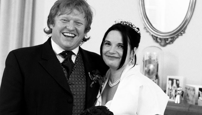 Sarah and Richard's Wedding Photographs at Prestbury, Cheshire 1