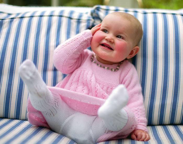 Photography of Baby Sophia - Family Portraits 1