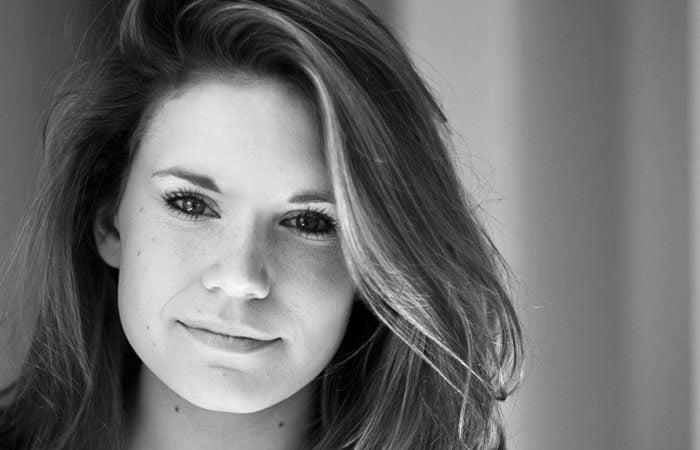 Actors Headshots - Photographs taken for Serena in London 1