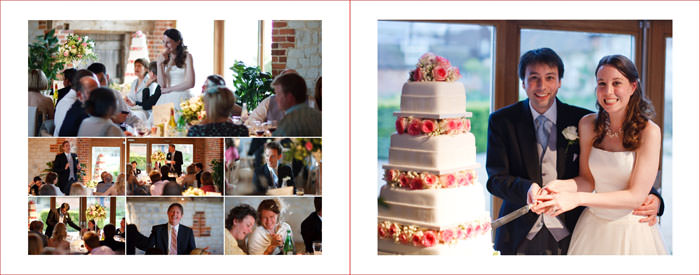 Jorgensen wedding album of Liz and Ryan's Wedding Photographs