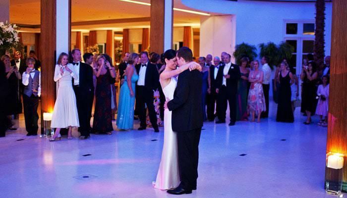 Lisa and Brian's Wedding Photographs - The Hurlingham Club, Fulham, London 4