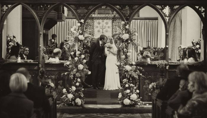 Wedding Photographer at St Dunstan's, Monks Risborough, Buckinghamshire