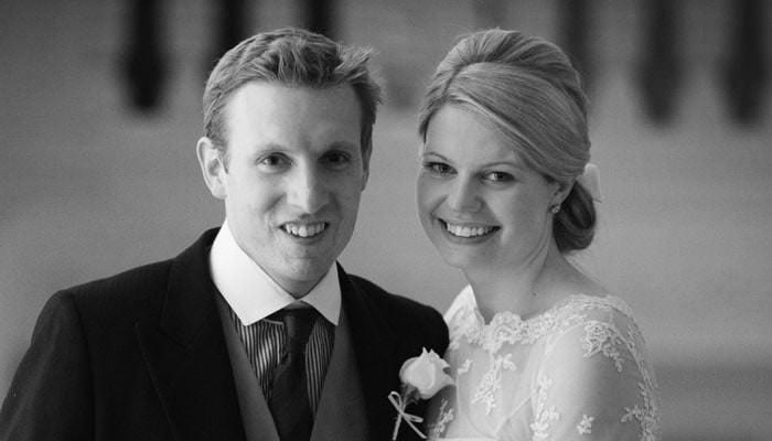 Wedding Photograph at Claridge's Mayfair, London