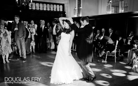 wedding photographer london dancing photography