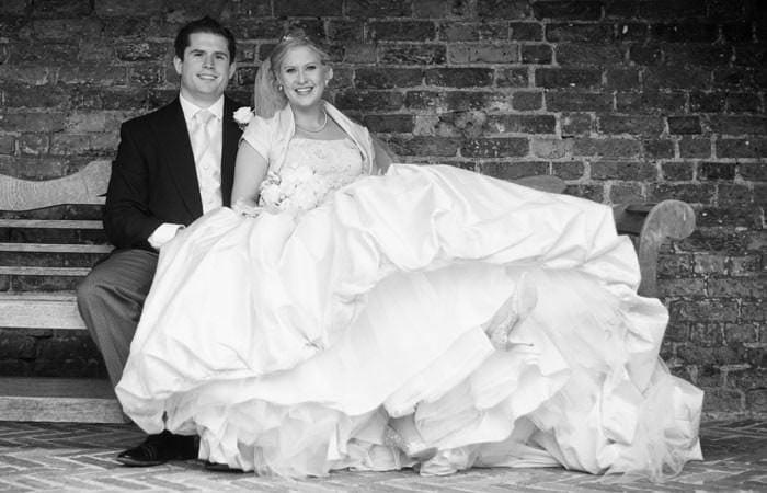 Wedding Photograph Hurlingham Club, London