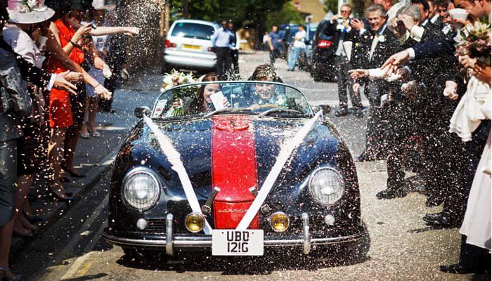 Wedding Photography Car London