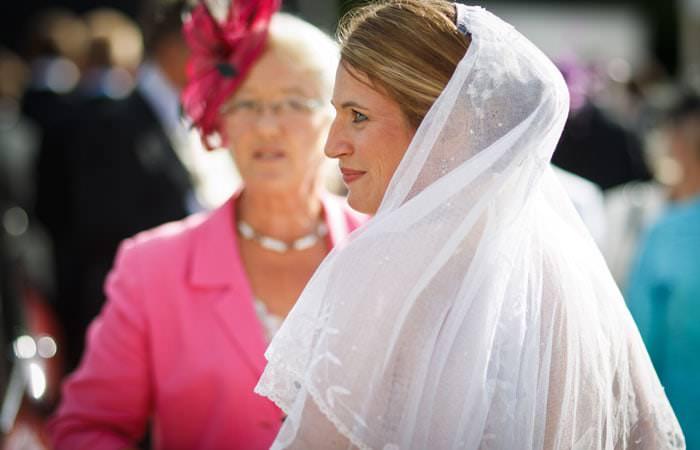 Wedding Photograph Bride
