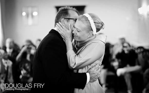 Wedding ceremony in Chelsea