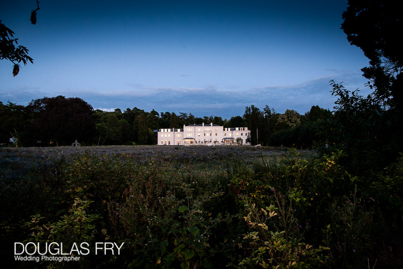 Coworth Park wedding photographer - the end of the evening.