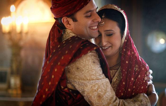 Wedding Photograph Bride and Groom - Syon House