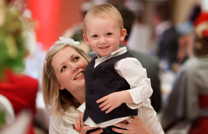 Photograph Wedding Guests at Wotton House in Surrey