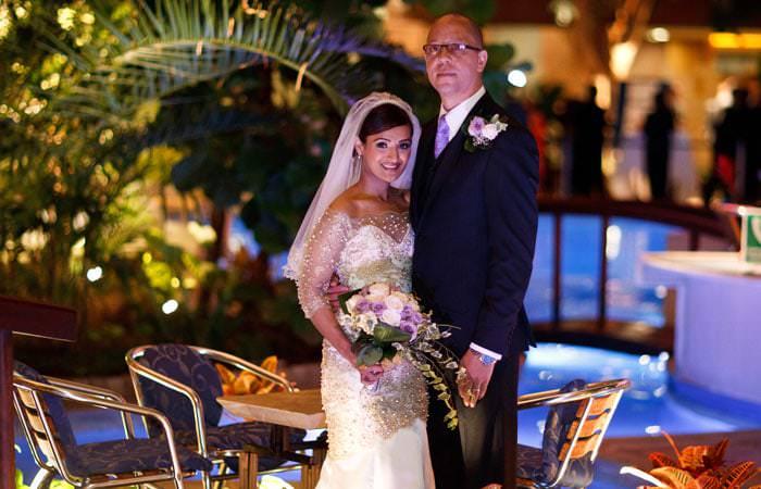 Wedding Photographer - Riverside Venue