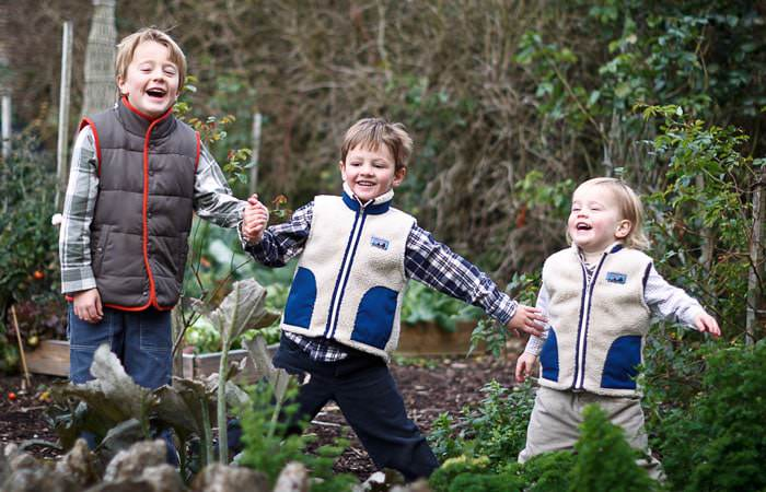 Photograph - Brothers in Gloucestershire