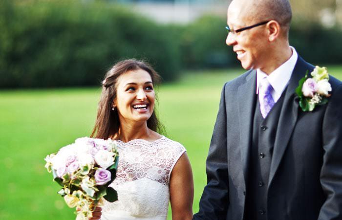 Couple - Wedding Photographer London