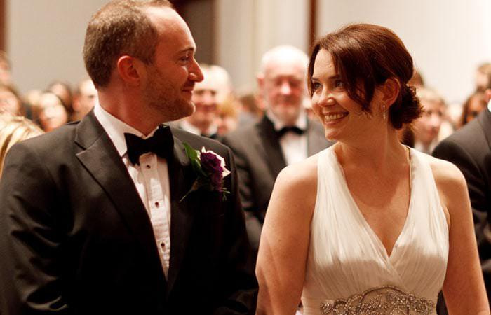 Couple - Wedding Photographer at RIBA, London